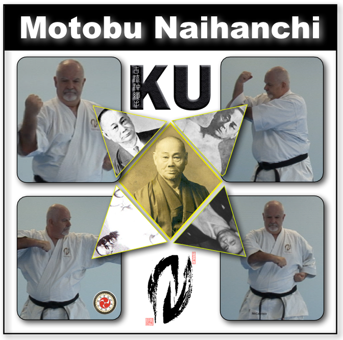 "NOW AVAILABLE at $6.95 USD Koryu Uchinadi's Motobu Naihanchi Kata is now available. The presentation features the kata routine itself from several angles and includes close-ups & slow-motion of otherwise hard to see techniques. The kata is also curriculum-based and required learning for any and all KU Yudansha who are interested in ""getting it the CORRECT way!"" Payment via Paypal c/o patrick_mccarthy@mac.com"